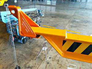 maintenance-platform-for-beluga-xl-cargo-bay