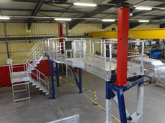 Fortal - Docks aéronautiques sur mesure
