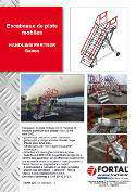 Mobile runway stepladders newsletter