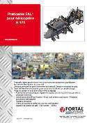 FAL platform for the H175 helicopter newsletter