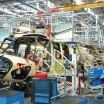 Praticable latéral pour hélicoptère
