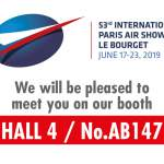 MEET US AT INTERNATIONAL PARIS AIR SHOW
